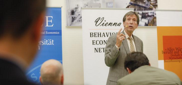 Jim Alm beim VBEN: Wie man die Steuermoral der Bürger verbessert