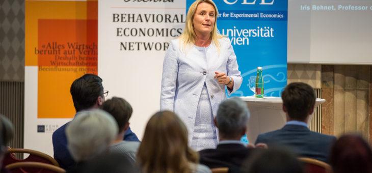 Video: Iris Bohnet beim VBEN – Wie Verhaltensdesign die Gleichstellung revolutionieren kann